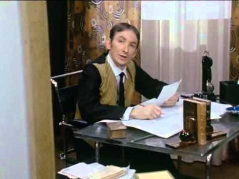 Arsenio Lupin - La cassaforte di Madame Imbert - da Maurice Leblanc - [ep. 26di26]