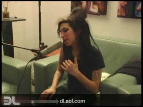 The DL Amy Winehouse 'Valerie' Live