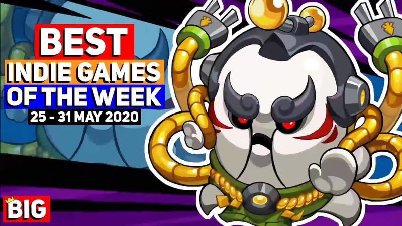 Top 10 BEST NEW Indie Games of the Week 25 31 May 2020