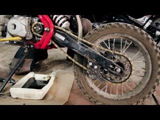Ремонт мотоцикла Kayo 125. Blacksmiths MC Sevastopol