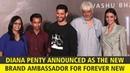 Press Meet | Vikram Bhatt Sanaya Irani at press meet of film Ghost
