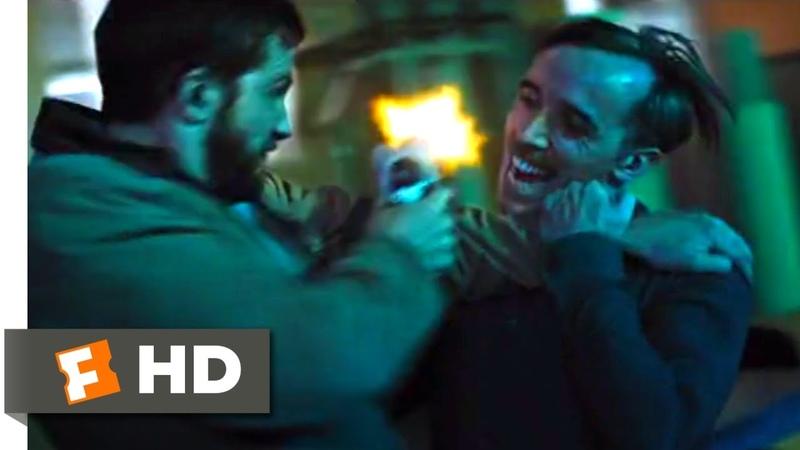 Upgrade 2018 Cyborg vs Cyborg Scene 7 10 Movieclips