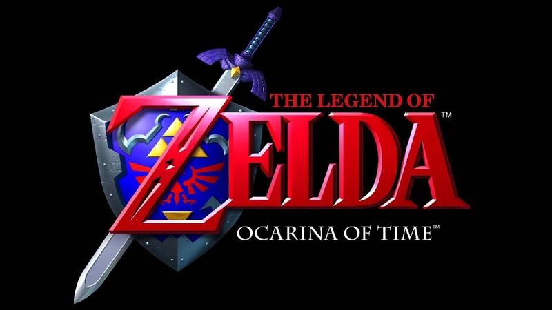 The Legend of Zelda - Ocarina Of Time - Complete Soundtrack