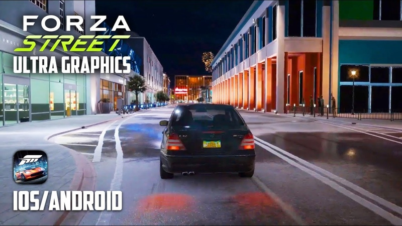 FORZA STREET MOBILE - ULTRA GRAPHICS BETA GAMEPLAY (iOSAndroid)