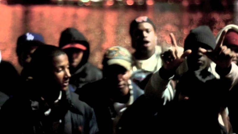 WEEZ GANG CYPHER 2012