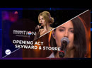Davina Michelle and Molly Sanden LIVE Opening Act Imagination Music Competition 22 Grand Final
