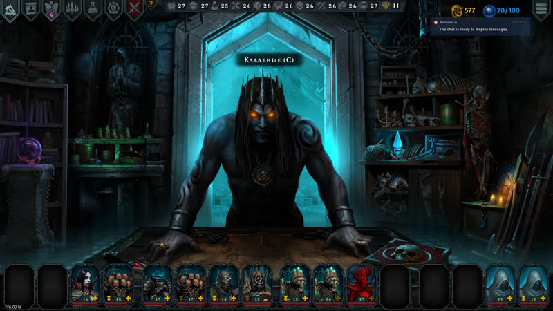 Iratus Lord of the Dead Аналог Darkest Dungeon от наших разработчиков ч 9