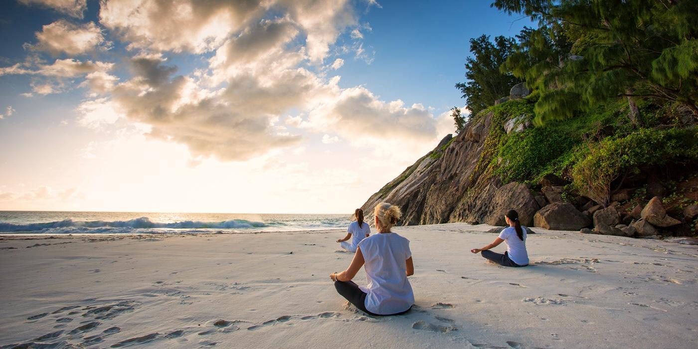 райское блаженство медитация йога