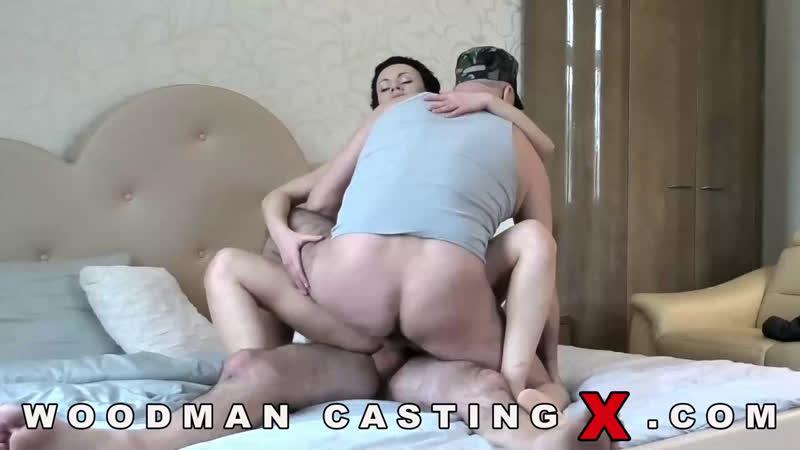 Woodman Casting X Stacy Bloom (aka Pammie Lee) ( Woodman Russian Casting) Anal, Brunette, Blowjob, Big Tits,