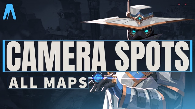 Cypher Camera Spots on ALL Maps for Patch 1 0