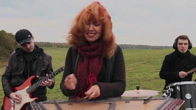Yuliya Glebova Chas Speak Storm Zimbaly На цимбалах Official clip Premiere