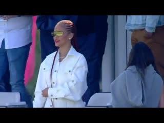 Roddy Estwick (бывший учитель Рианны и тренер West Indies) говорит о Рианне