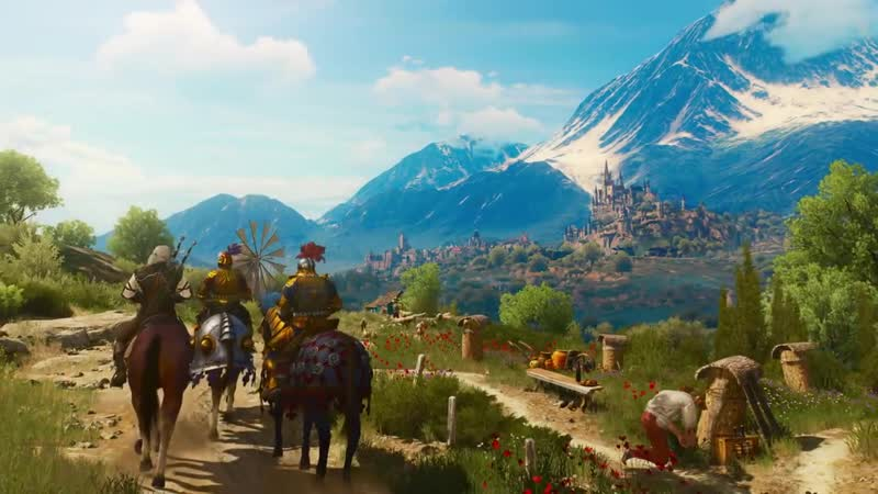 The Witcher 3: Blood and Wine — Trailer (2)