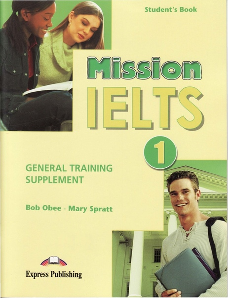 obee bob spratt mary mission ielts 1 general training supple