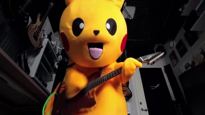 Leo Moracchioli Truls Haugen-Pokemon Theme (Metal Cover)