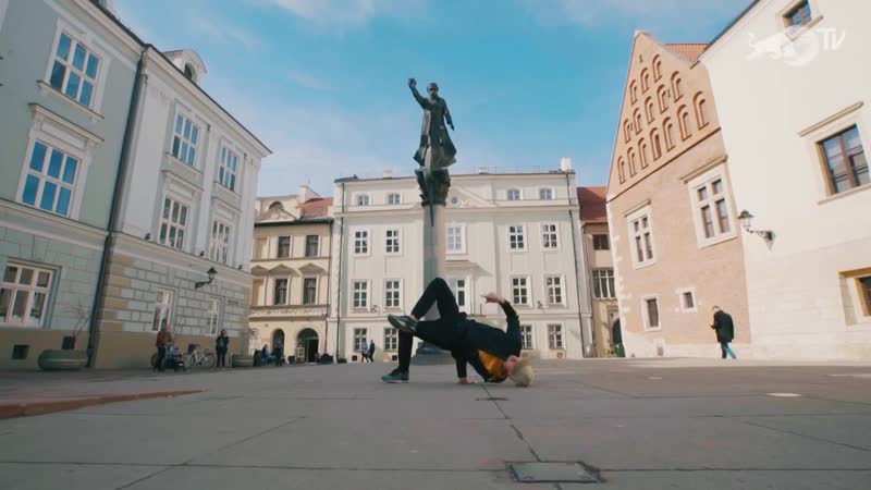 Discover Krakow with B Boy Thomaz Dance City Guide