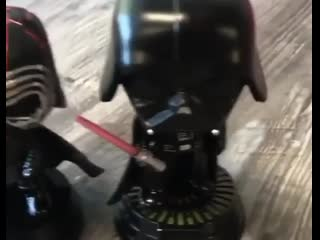 Lights and sound kylo ren and darth vader