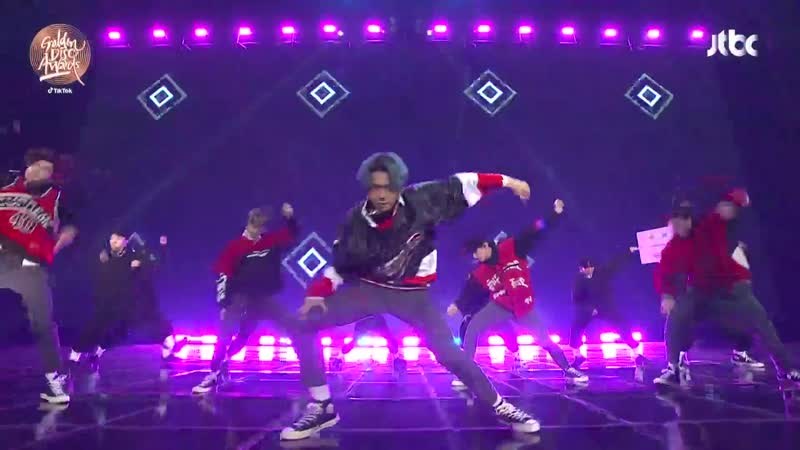TXT - New RulesRun Away (JTBC Golden Disc Awards. Day 1) (04.01.2020)