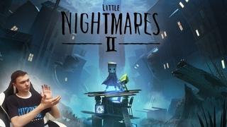 Реакция на трейлер Little Nightmares 2 + разбор игры в группе ● Олег(Балыч)