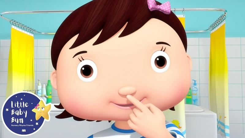 Eyes Ears Nose and Mouth Little Baby Bum Cartoons and Kids Songs Songs for Kids