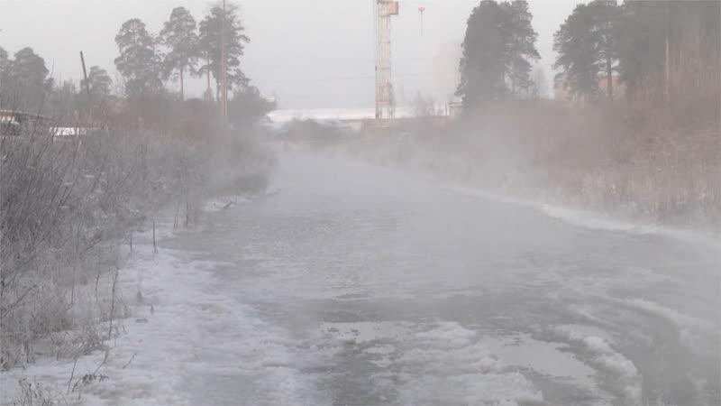 Ледяная дорога на Дорожной это прорыв