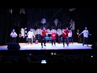 HIP-HOP | ТАНЦЫ БЕЛГОРОД | MOVE OF SOUL DANCE SCHOOL