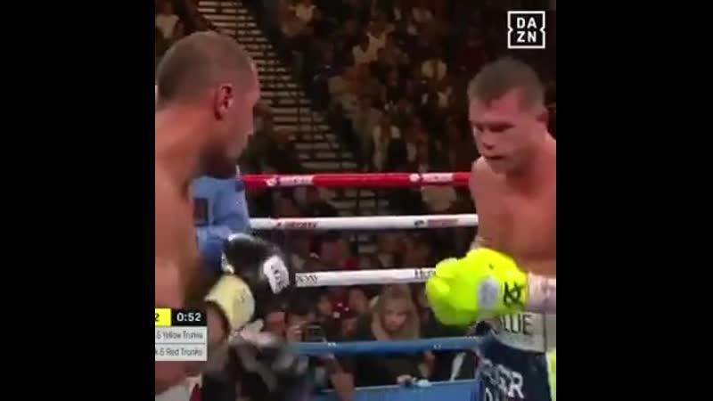 Россиянин Ковалев проиграл мексиканцу Альваресу и расстался с поясом чемпиона мира WBO