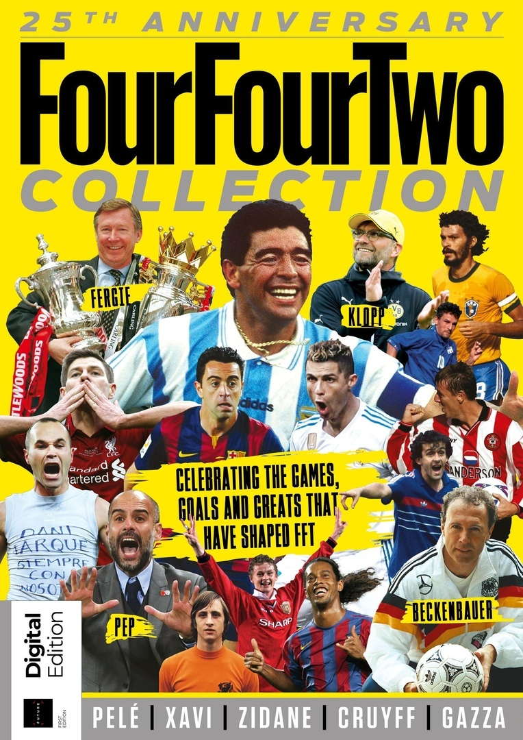 Four Four Two 25th Anniversary Collection – August 2019
