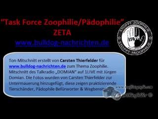 Zoophilie Paedophilie, Tiere ficken um jeden Preis verlangt der PERVERSE
