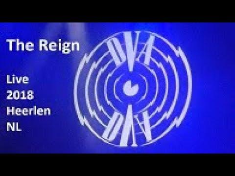 Clock DVA The Reign Live @ Nieuwe Nor Heerlen NL 2018