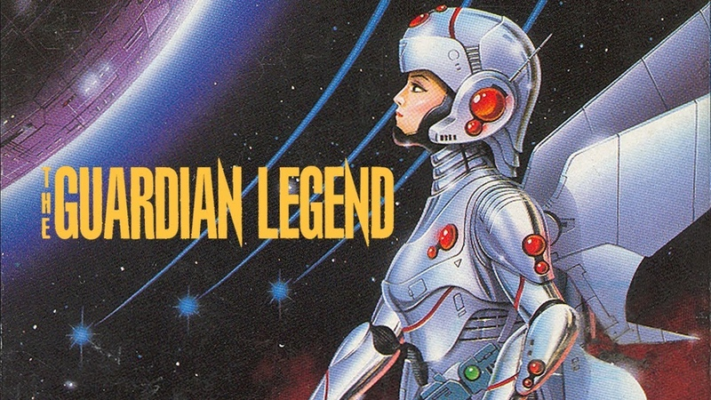 Незаслуженно забытые игры The Guardian Legend