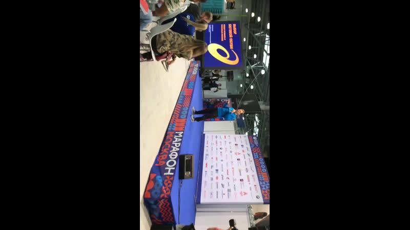 московскиймарафон2019 выбор беговой обуви Иван Сухенко