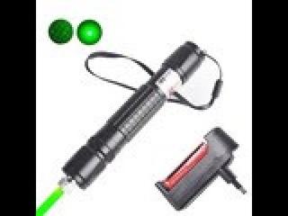 """Мощный  """"зеленый"""" лазер"""