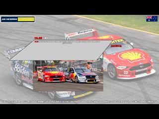 Virgin Australia Supercars Championship: BetEasy Darwin Triple Crown, Гонка 2,  [A21 Network]