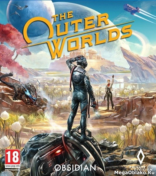 The Outer Worlds (2019/RUS/ENG/MULTi11/RePack от xatab)