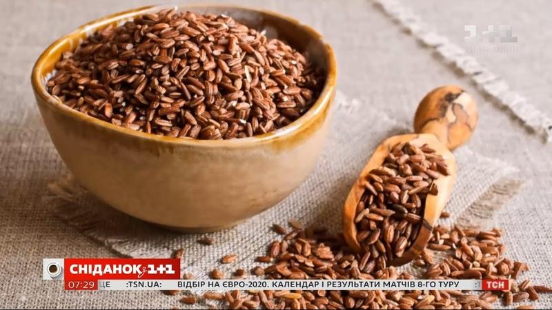 ТОП-5 продуктів, які будуть корисні організму та допоможуть схуднути