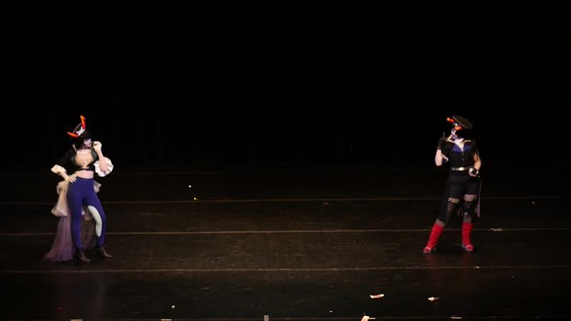 3.29. ДЕФИЛЕ НЕФОРМАТ № 10 Вэб-комикс Застрявшие дома (Канайя Марьям, Вриска Серкет) - Anhel Ginrai, Al Elric