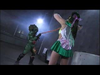ZEXT-09_01 Damaging Heroine 09 Sailor Sophia Lies of Sailor Grace