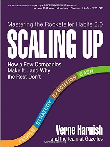 Verne Harnish] Scaling Up  How a Few Companies Ma