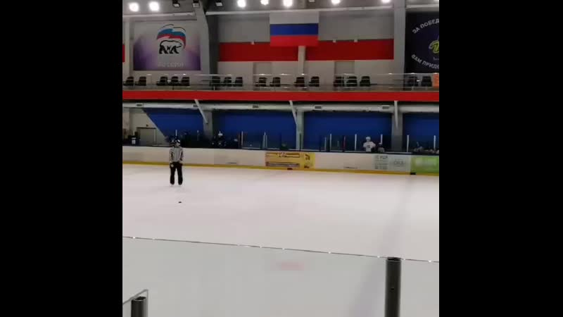 Буллит Дмитрий Андреев 88. ХК Ганза - ХК Гвардия-ПЭМЗ (НХЛ. Дивизион 40)