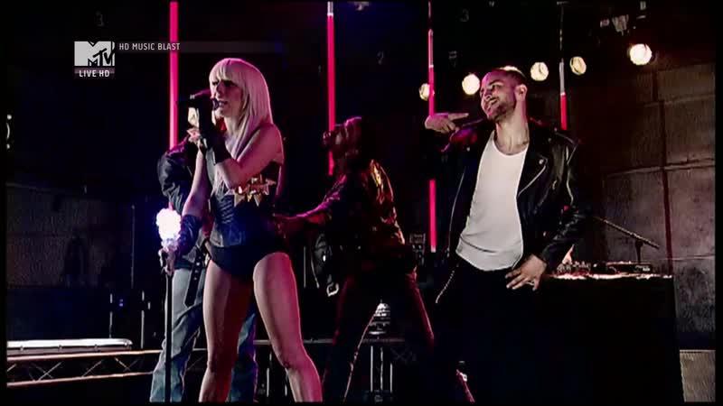 Lady Gaga Love Game Spanking New Sessions HD Music Blast MTV Live HD 10Jul2011 1080i DD2.0 H.264