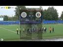 Динамо U16 (Кострома) - СШ №3 U16 (Кострома) 0:1 Первенство Костромской области U16 (06.07.19)