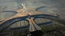 Zaha Hadid Architects' giant starfish-shaped airport opens in Beijing