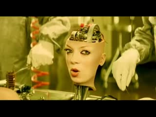 Garbage - The World Is Not Enough (OST James Bond, 1999) [HD 1080]