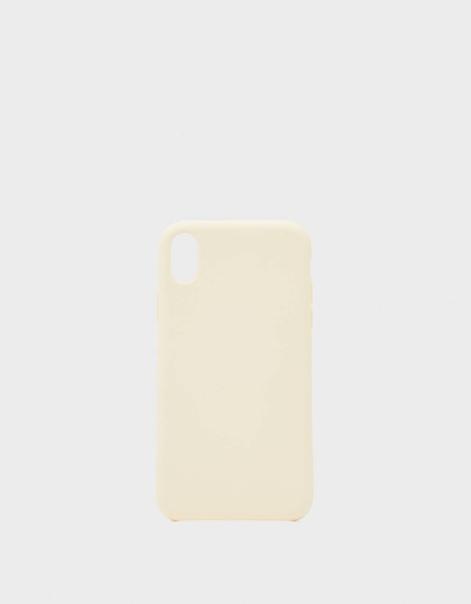 Монохромный чехол для iPhone XR