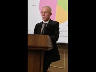 Выступление Губернатора Ульяновской области С.И. Морозова на региональной конференции труда