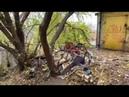 В сети появилось видео пути которым ходила в школу убитая в Саратове девочка Гаражи подворотни без
