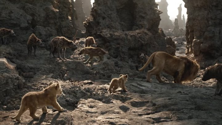 Король Лев - The Lion King [HD] (iTunes)