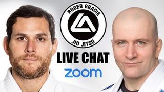 Roger Gracie & John Danaher: Zoom Conversation