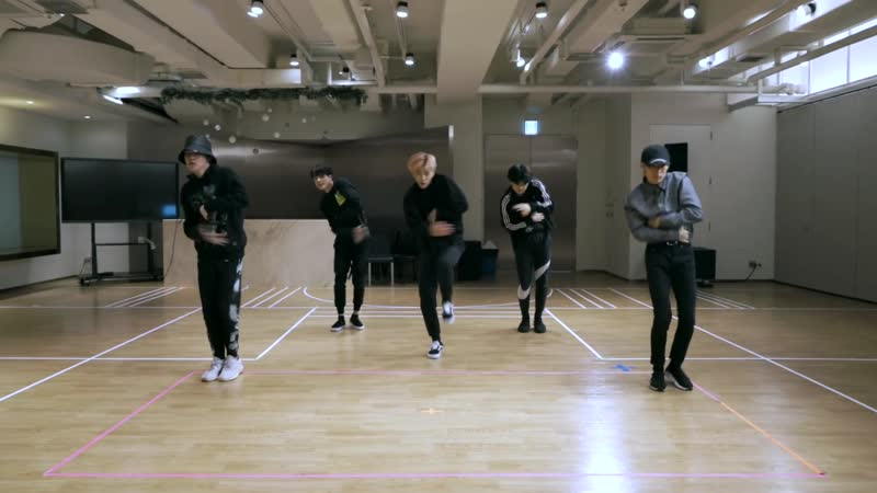 NCT DREAM Intro Stage Dance Practice GAONCHART MUSIC AWARDS